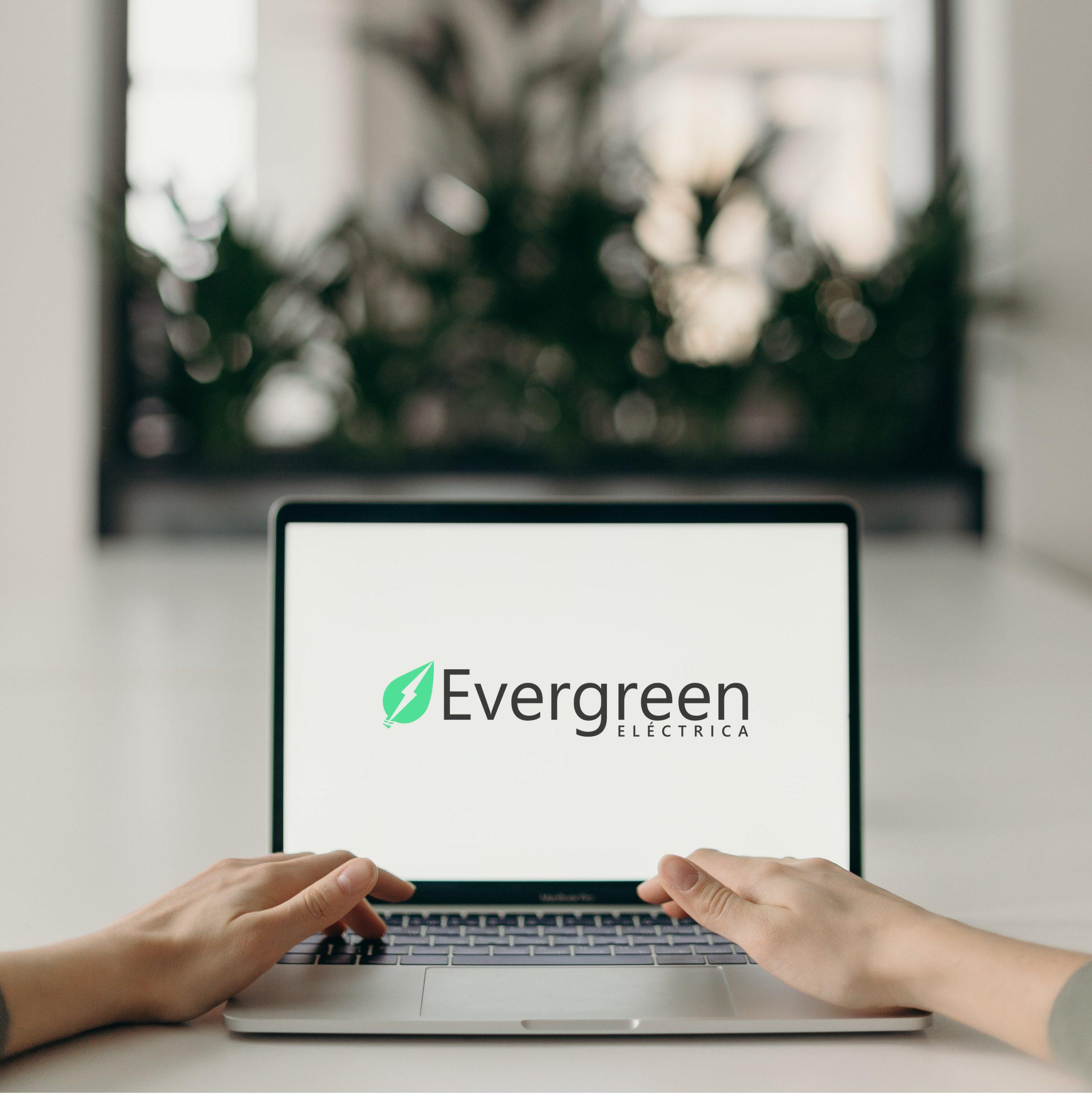 Área de clientes Evergreen Eléctrica