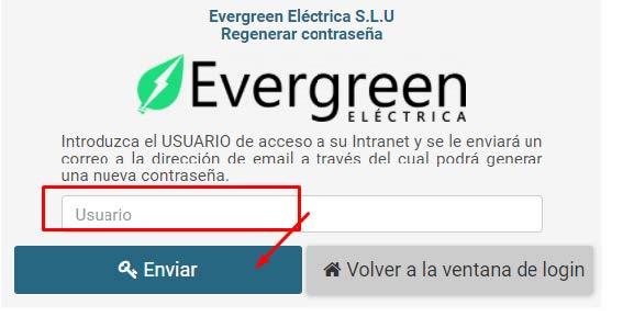 Usuario Evergreen Eléctrica